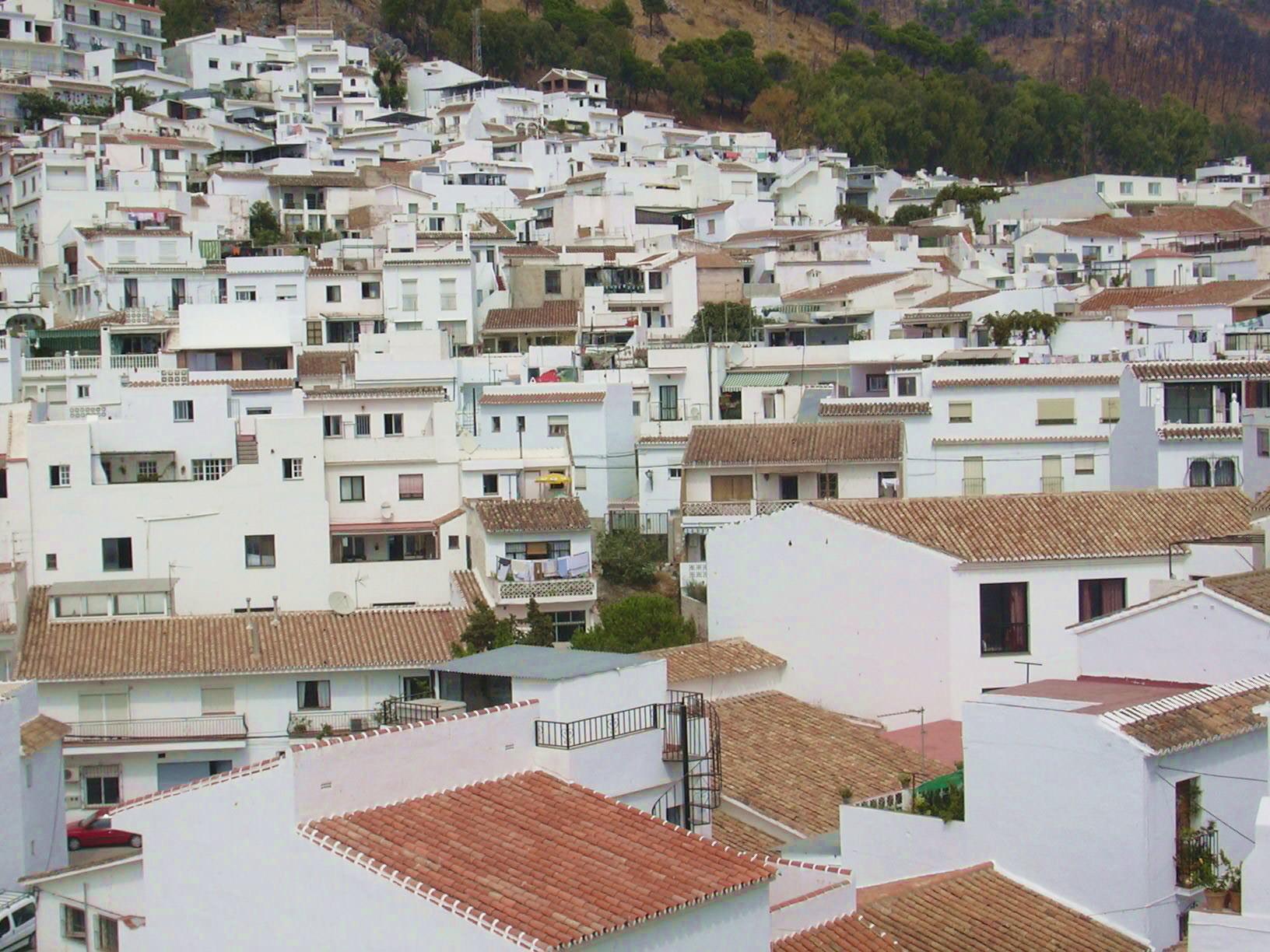 Mijas white houses 27