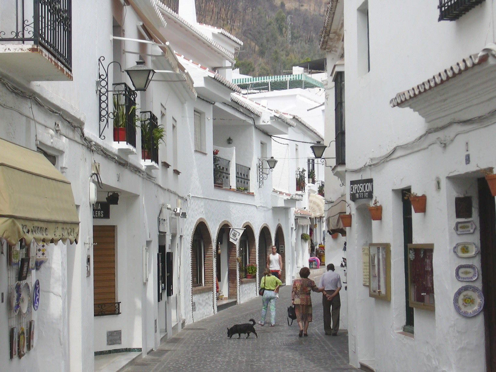 Mijas white villages 30 - November 27, 2015
