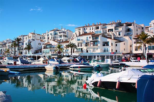 Puerto Banus and Yachts nº6