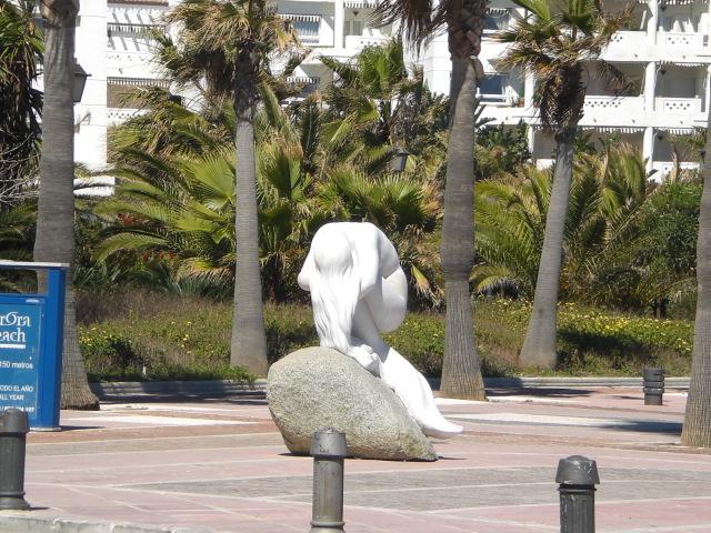 Puerto Banus Sculpture nº2