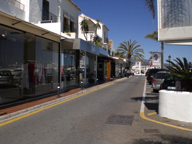 Puerto Banus shopping nº3