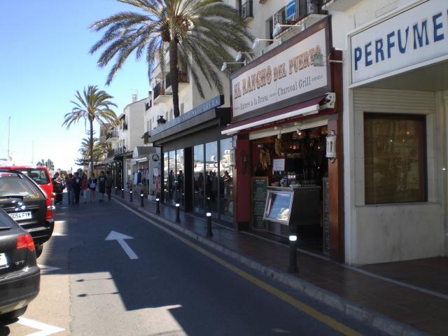 Puerto Banus shopping nº5