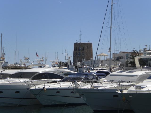 Puerto Banus yachts nº7