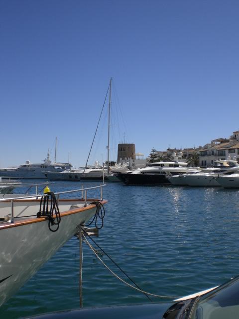 Puerto Banus yachts nº9