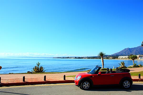 San Pedro by car 9