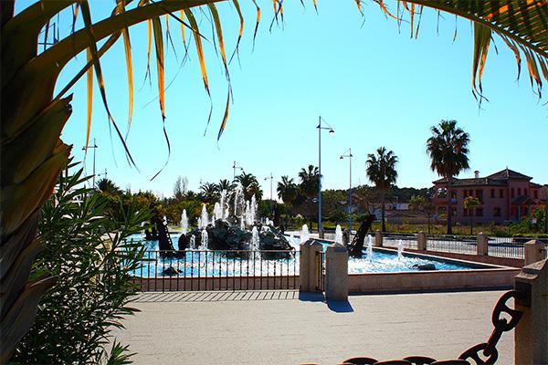 San Pedro fountain 13