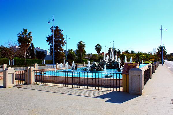 San Pedro fountain 14