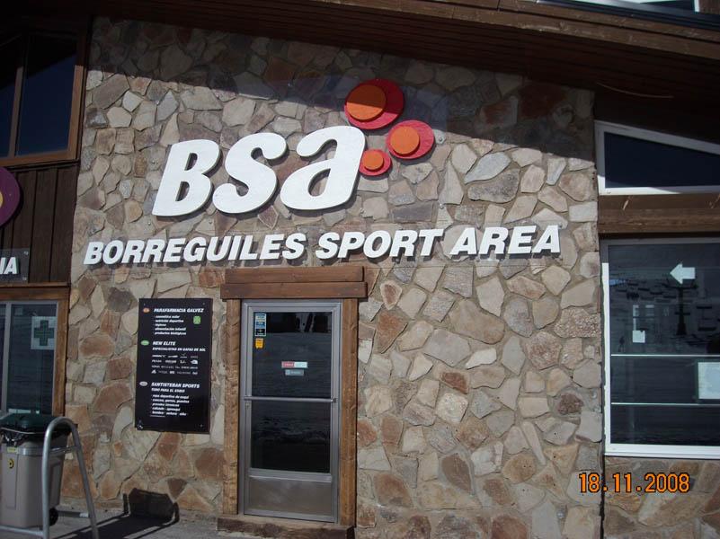 Borreguiles sport area  nº2