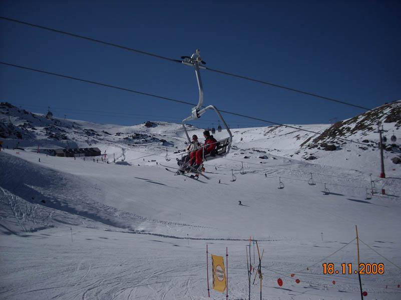 Sierra Nevada Chairlift  nº6