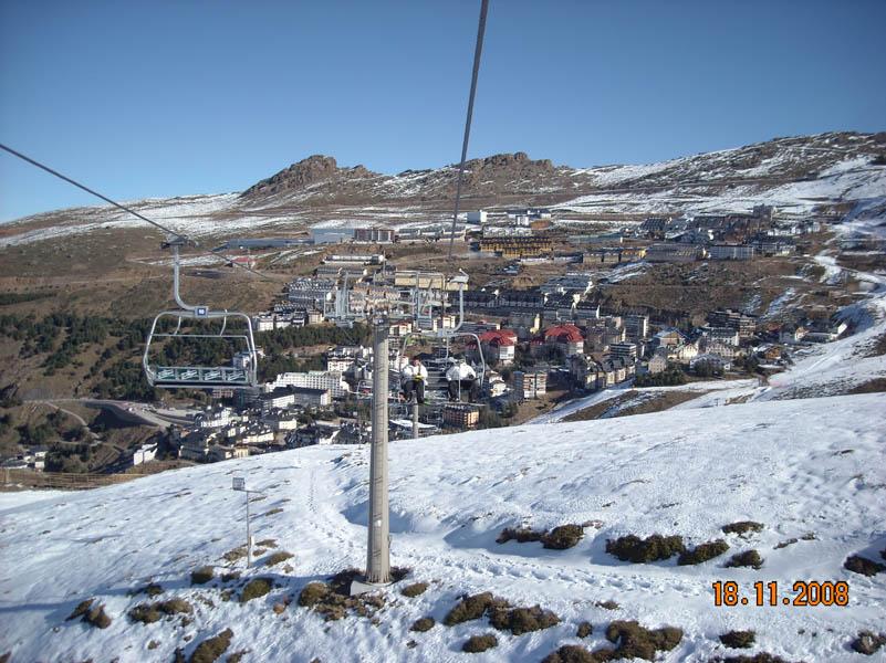 Sierra Nevada snow nº12