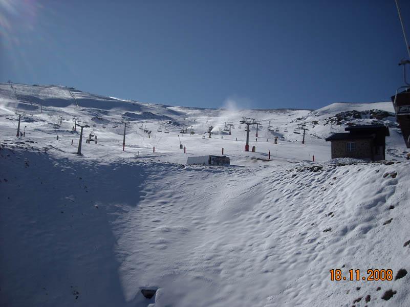 Sierra Nevada snow nº13