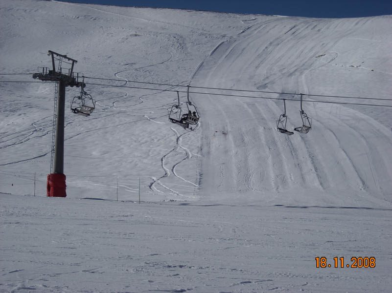Sierra Nevada chairlifts nº14