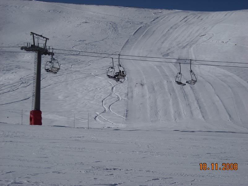 Sierra Nevada chairlifts nº14