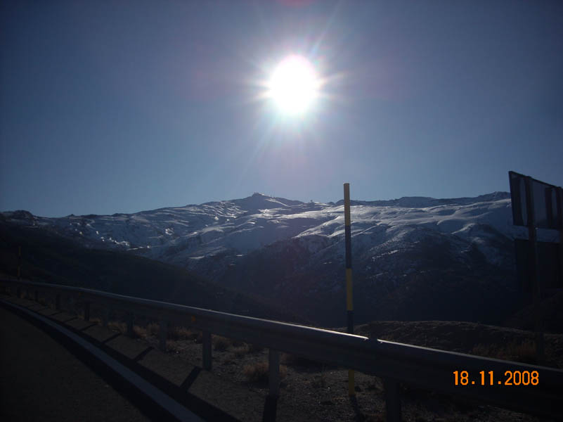 Sierra Nevada from the road  nº3