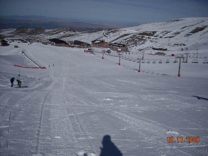Sierra Nevada skiing picture nº67
