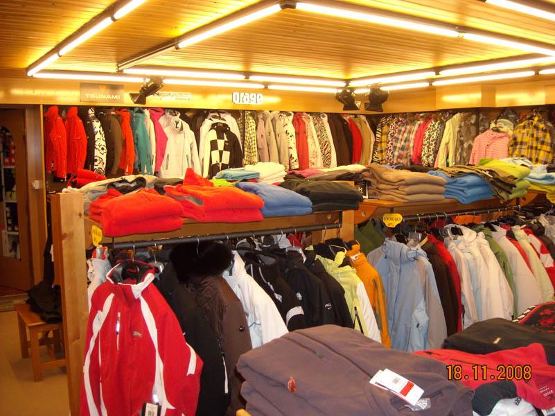 Sierra Nevada shopping photo nº2