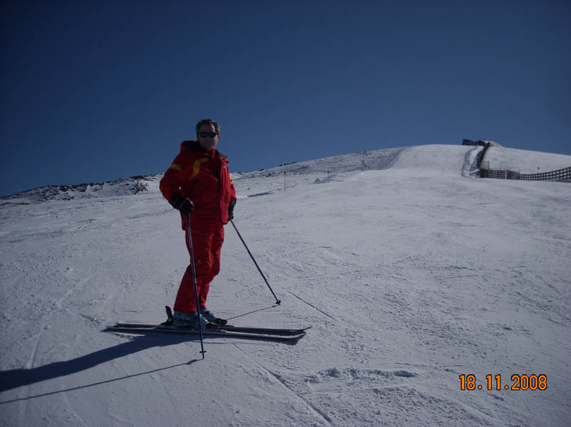 Sierra Nevada skiing picture nº4
