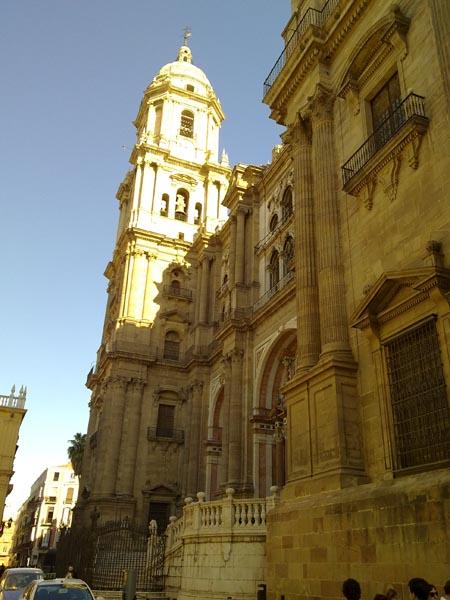 Malaga cathedral 12