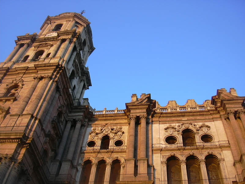 Malaga cathedral picture 4
