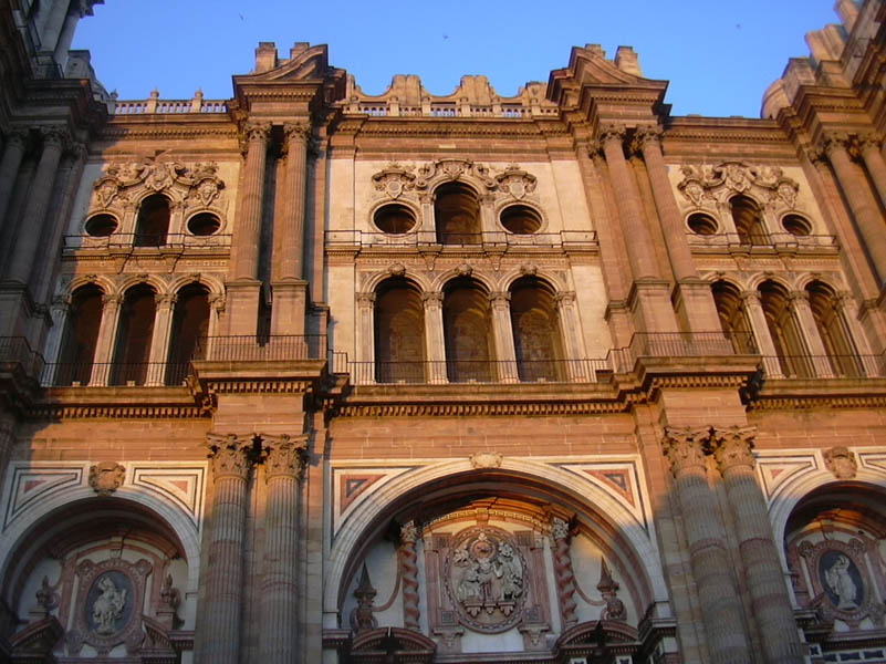 Malaga cathedral picture 5