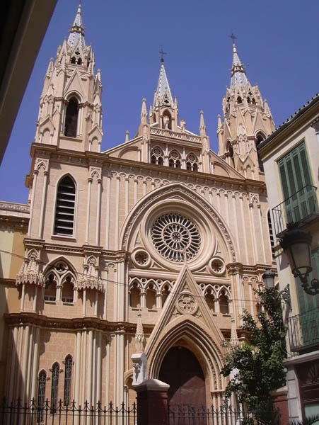 Malaga cathedral picture 7