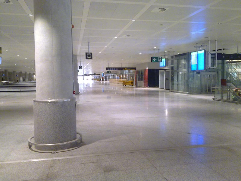 Malaga airport T3 nº13