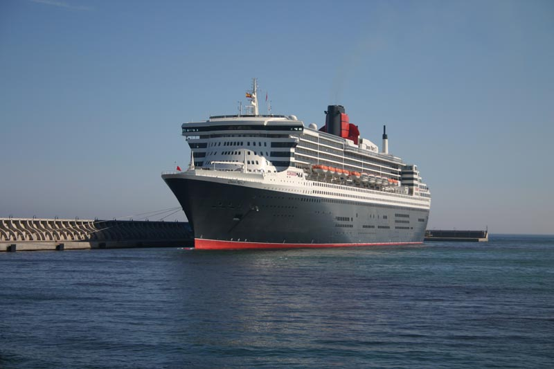 Cruise in Malaga Port 10