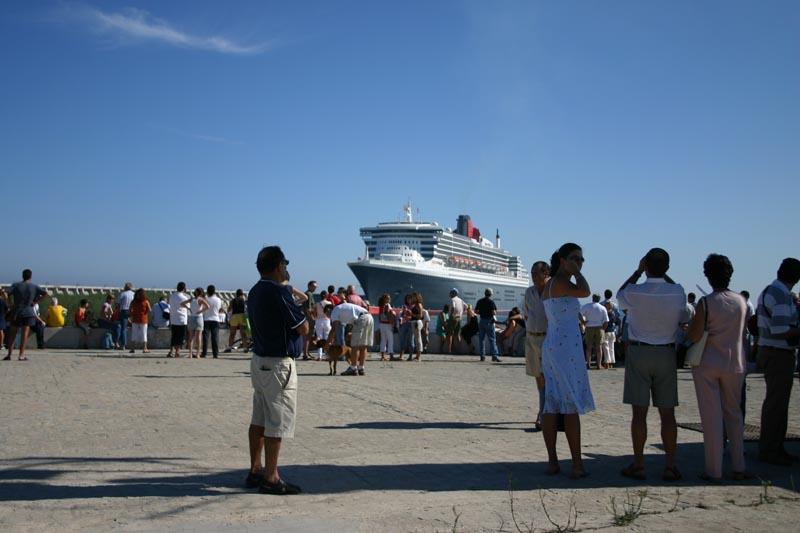 Malaga cruise port 12