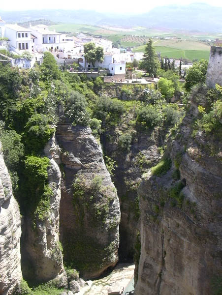 Ronda overview 9 - January 10, 2012