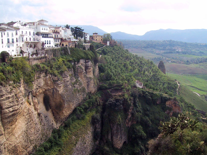 Ronda White village overview - January 10, 2012