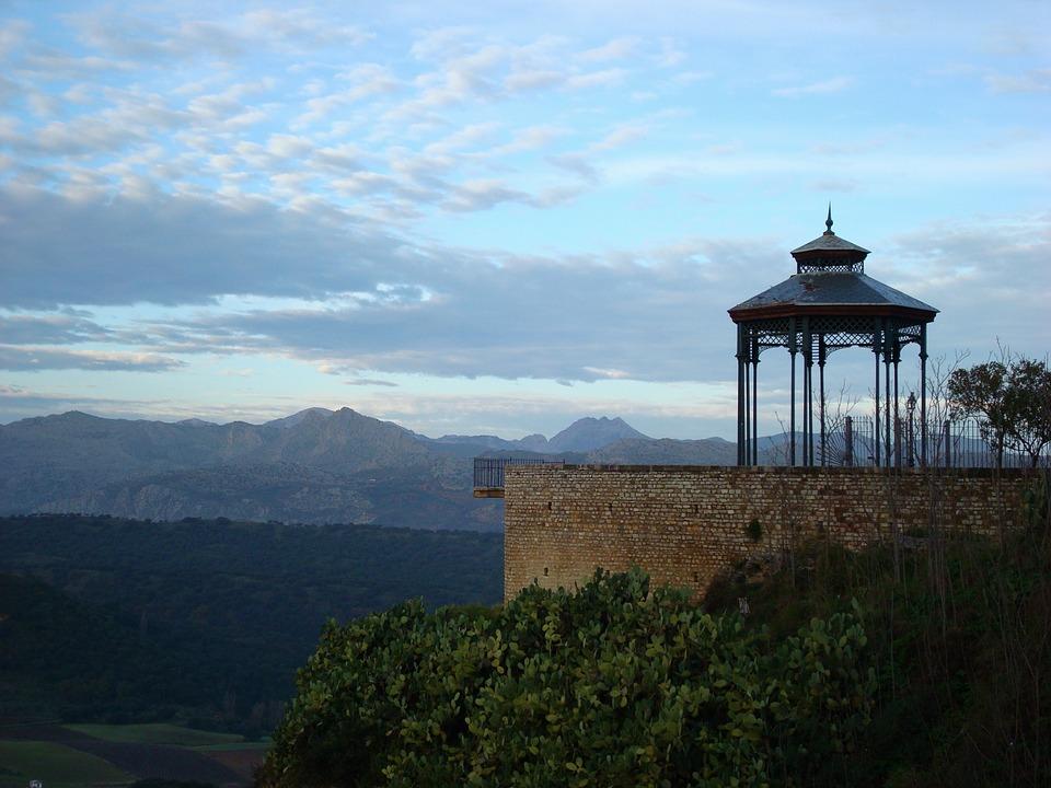 Aussichtspunkt in Ronda