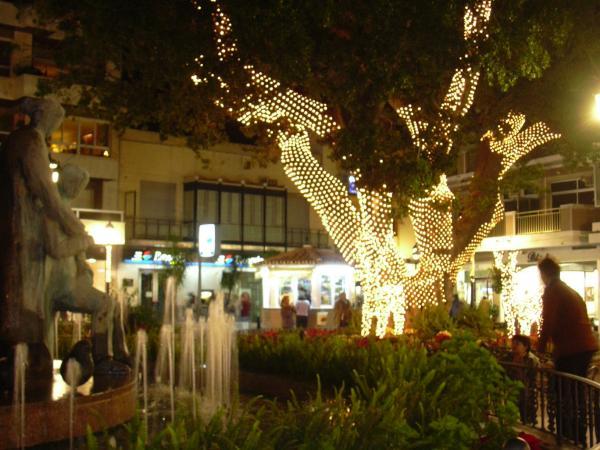 Fuengirola at Christmas 4