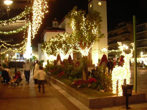 Fuengirola at Christmas 6