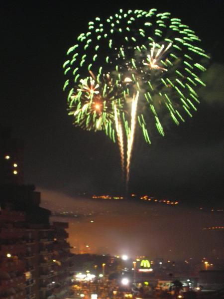 Fuengirola Fireworks