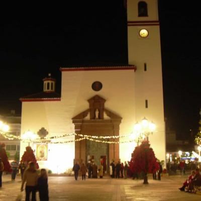 Fuengirola at Christmas 1