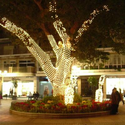 Fuengirola at Christmas 2