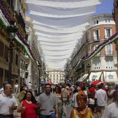 Day Fair in Calle Larios