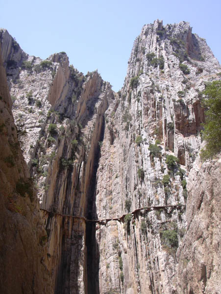 King's Path in El Chorro - Photo 14