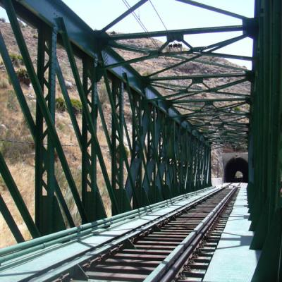 El Chorro train bridge closeup - Photo 13
