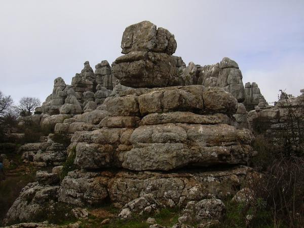 Landscapes of El Torcal nº28