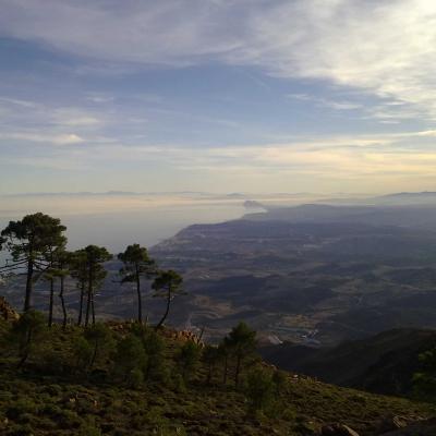 Mirador natural en Marbella