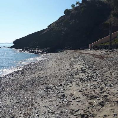 Las Viborillas beach in Benalmadena