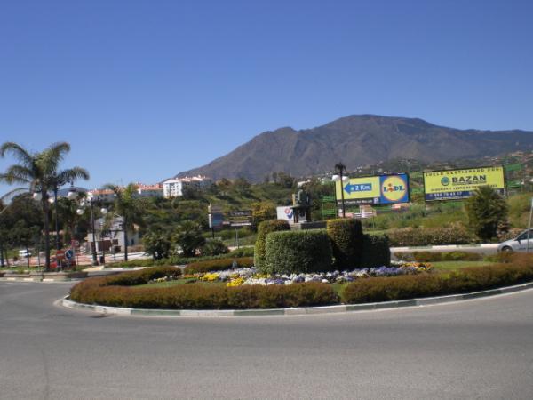 Estepona roads 10
