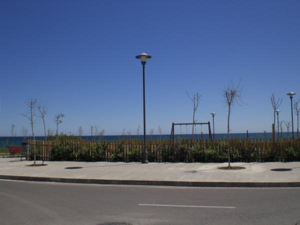 Estepona from the road 13