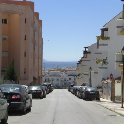Estepona street picture 22