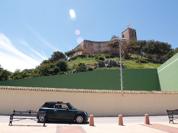 Fuengirola by car
