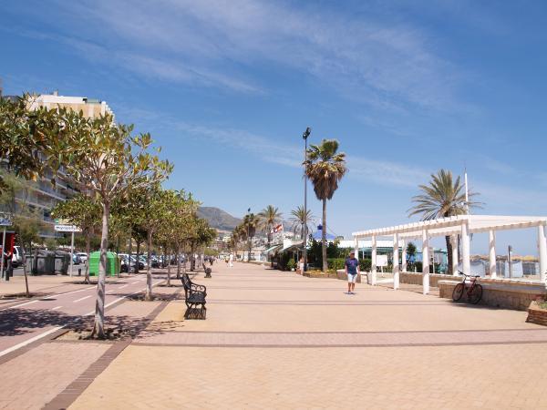 Fuengirola promenade nº3