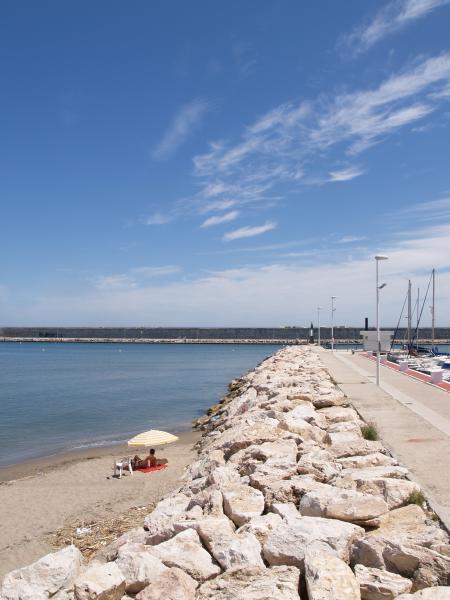 Fuengirola seawall nº1