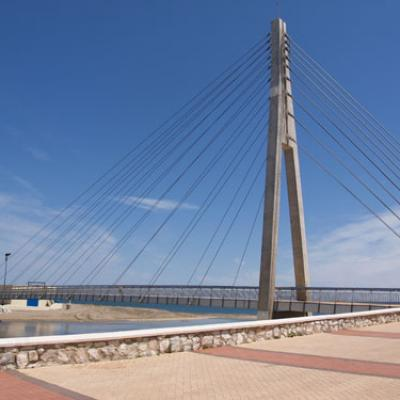 Fuengirola bridge