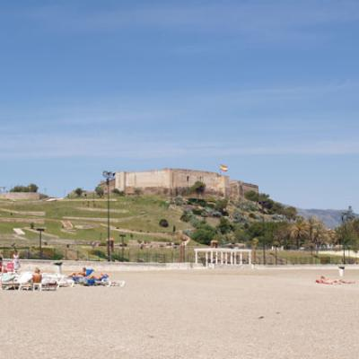 Fuengirola Castle pict